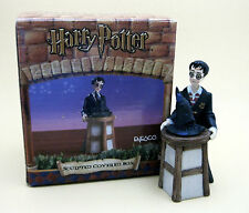 Harry Potter 2001 Standing at Podium Sculpted Covered Box Nib