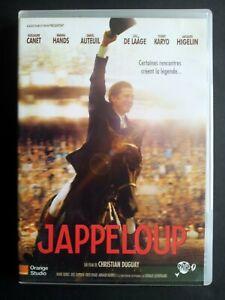 Jappeloup DVD 2013 Canet Auteuil Higelin Bon etat