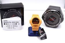 Casio G-Shock DW-6900SB-9 Mango Digital Mens Watch Metallic Yellow DW-6900