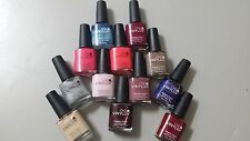 CND Vinylux Weekly Nail Polish Choose your Colors **PACK OF 1**  Brand New