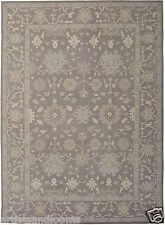 Restoration Hardware Tana Grey Rug 8x10 Brand New Area Wool
