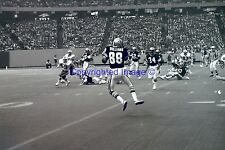 Buffalo Bills VS New Orleans Saints Brooks Williams 9-21-1980 8X10 Photo Footbal