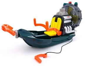 Fisher Price Rescue Heroes AIRBOAT Boat & Figure