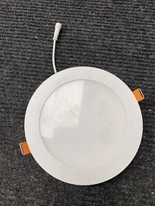 Used Halo HLBSL 6 in. Color Selectable Canless Recessed LED LIGHT ONLY