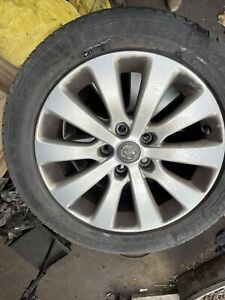 Vauxhall Astra J2.0 Diesel  Alloy Wheel 225/50/17 With Tyre