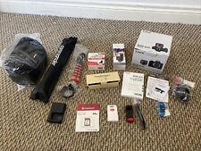Canon EOS M50 (White) Camera Vlogging Bundle