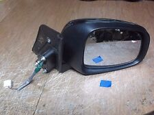 2007-2013 SUZUKI SX4 PASSENGER POWER NON-HEATED DOOR MIRROR OEM DEEP SEA BLUE