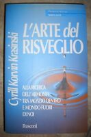 KORVIN KRASINSKI - L'ARTE DEL RISVEGLIO - ED:RUSCONI - ANNO:1998   (BU)