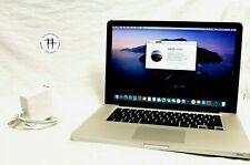"""Apple Macbook Pro 15"""" Mid-2012 2.6GHz Core i7 1TB SSD/16GB RAM 1 YEAR WARRANTY!"""