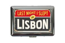 Check à Lisbonne bordtrolley 4 W 55 cm
