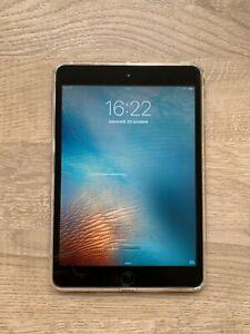 """Apple iPad mini 1ère Génération 7,9"""" 16 Go Wi-Fi Tablette - Gris Sidéral + Coque"""