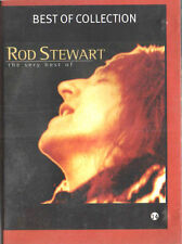 ROD STEWARD - BEST OF  -Rare Collector's Promo Official  Limited Edition CD NEW