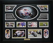 Casey Stoner Limited Edition Signed Framed Memorabilia Design #4