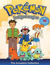 Pokemon:  Indigo League - The Complete Collection ALL 78 EPISODES SHIPS FREE!!