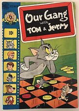1948 OUR GANG WITH TOM & JERRY NO 53 DELL PUBLISHING