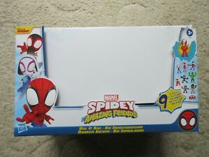 Marvel Spidey and his Amazing Friends Webs Up Minis
