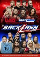 BACKLASH 2018 -   2 DVD NEW+