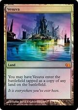 Foil VESUVA From the Vault: Realms MTG Land Rare