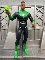 "DC Comics Multiverse Rebirth JOHN STEWART 6"" Figure Green Lantern Ninja Batman"
