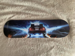 Back to the Future Part II Skateboard Deck