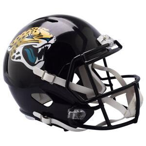 JACKSONVILLE JAGUARS Riddell Speed NFL Full Size Replica Football Helmet