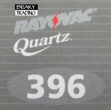 Rayovac Silver Oxide Watch Battery Rw411 Sr59
