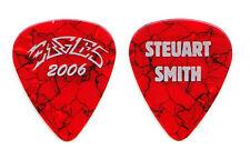 Eagles Steuart Smith Orange Pearl Guitar Pick - 2006 Tour