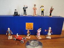 Tintin PIXI : Minie série de 10 Plombs !!