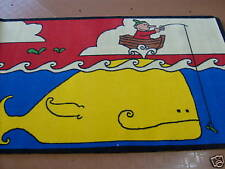 3' x 5'  Pinocchio  Educational area rug school daycare kid's play decor room .