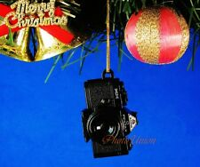 Decoration Ornament Xmas Tree Party Home Decor Toy Pentax Camera MX Black *A539