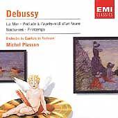 La Mer / Nocturnes - Music CD - Debussy, C. -  2002-08-13 - EMI Classics - Very