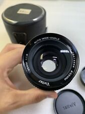 Excellent Condition! Vivitar 35mm f/1.9 Fast Wide Angle Prime Lens Olympus O/OM