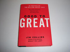 Good to Great Jim Collins (2001, Hardcover) First Edition