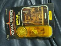 1984 Star Wars Paploo Ewok Special Collectors Coin Figure Kenner NEW