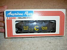 AMERICAN FLYER/LIONEL S SCALE #9200 CHESSIE HOPPER
