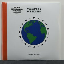 VAMPIRE WEEKEND 'Father Of The Bride' Gatefold Vinyl 2LP NEW/SEALED