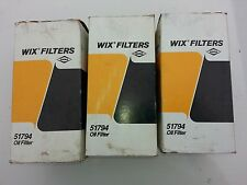 Engine Oil Filter Wix 51794 CHEVROLET GMC