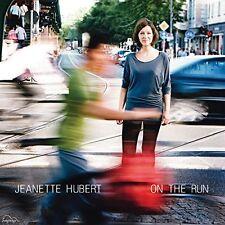 Jeanette Hubert - On The Run [CD]