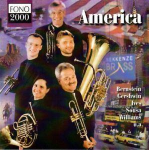 Rekkenze Brass - America CD