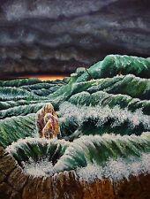 Rudolf Voigt (1925-2007) Der fliegende Holländer |166x125cm, 1997, signiert