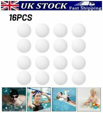 More details for 16pcs dirt scum balls cleaner absorber oil absorbing sponge hot tub accessories