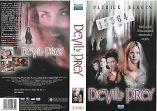 DEVIL'S PREY (2000) vhs ex noleggio