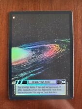 Star Wars CCG SWCCG Rendezvous Point Foil Reflections Rare Card Collection
