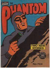 Vintage 1980 - THE PHANTOM No.704 FREW PUBLICATIONS LEE FALK'S COMIC BOOK