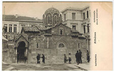 Byzanthic Church in Athens, Greece, 1900s