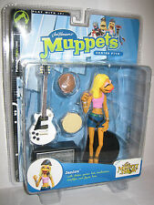 The Muppet Show Janice Pink Shirt Variant Palisades Figure MOSC