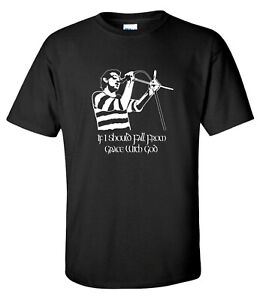 Shane MacGowan Irish singer songwriter Folk Music Mens T-Shirt