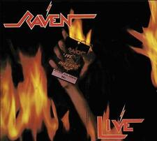 RAVEN - Live At The Inferno (NEW CD DIGI)
