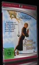 DVD DREIST UND GOTTESFÜRCHTIG - MARTY FELDMAN + RICHARD PRYOR - Komödie 1979