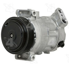 A/C Compressor-New Compressor 4 Seasons 198336 fits 08-09 Pontiac G8 3.6L-V6